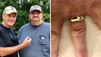 Man finds Mississippi governor's wedding ring in 'old couch' decades after it went missing, gov says