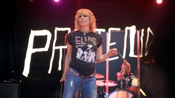 The Pretenders' Chrissie Hynde reacts to Trump honoring Rush Limbaugh, says her dad would've been 'delighted'