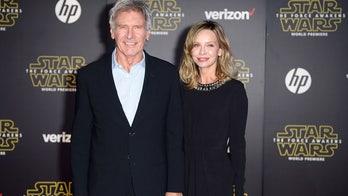 Harrison Ford reveals successful marriage secrets: 'Don't talk'