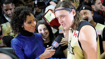 Sage Steele feels 'a little guilty' she still has ESPN job following layoffs