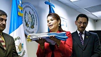 Guatemala's Vice-President Roxana Baldetti Talks Tourism