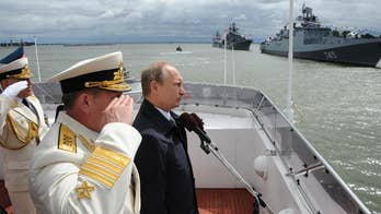 Surprise, surprise, Russia is a world power again