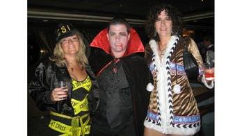 Singles cruises for Halloween