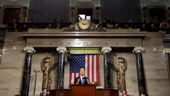 State of Our Union: Broke, Battered, Bristled with Arms