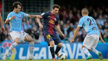 In Another First, Messi Scores In His 19th Consecutive Game