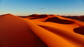 Scientists may accidentally make it rain in the Sahara Desert