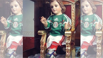In Mexico, Faith And Fútbol And Politics Are Mixing In Unexpected Ways