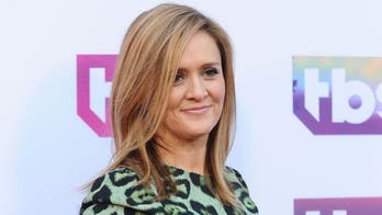 Liberal comedian Samantha Bee admits she pulls punches when it comes to Biden: 'I can't deny that'