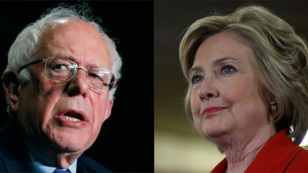 Sanders responds to Clinton claim no one likes him: 'On a good day, my wife likes me'