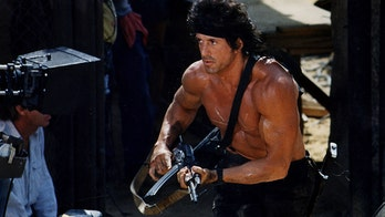 'Rambo' star Sylvester Stallone reveals the fifth film's new look