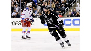 Justin Williams gives Kings OT win in Game 1 of Stanley Cup Final