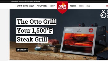 Renowned meat purveyor shopping $1200 grill that looks like a toaster oven