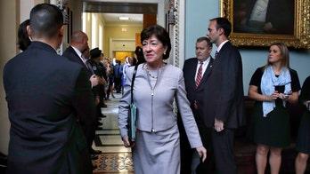 Sen. Susan Collins already facing post-Kavanaugh wave of potential Dem challengers