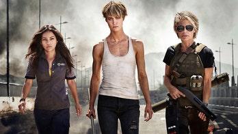 New 'Terminator' image features Linda Hamilton in iconic role
