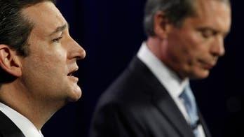 Ted Cruz Puts Dewhurst on Defensive in Last Debate Before Texas Runoff