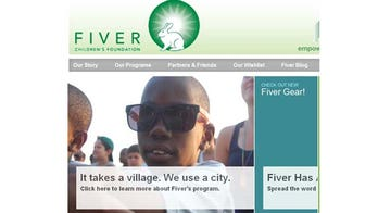 What's a Fiver? Children's Foundation Serves as Model