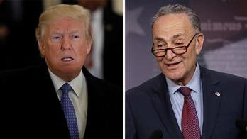 Trump blasts Schumer over delays in approving ambassadors