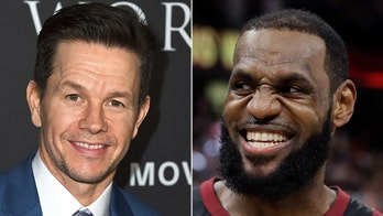 Mark Wahlberg celebrates LeBron James' L.A. Lakers move with shirtless Instagram post