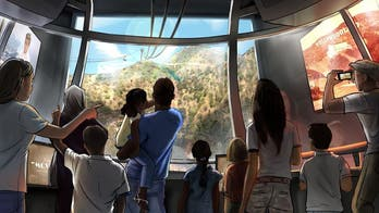 Warner Bros. proposes solution to Hollywood sign tourist traffic with $100 million aerial tramway