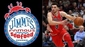 Chicago Bulls' Zach LaVine blasted by seafood restaurant on social media