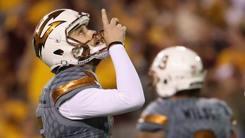 ASU kicker Zane Gonzalez enjoying best season in a record-breaking NCAA career