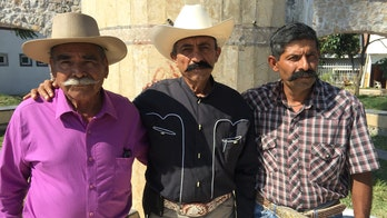 Grandsons of Mexican revolutionary hero vow to press the Zapatista cause