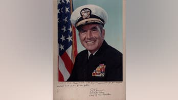 "Me and ""Z"" – Admiral Elmo R. Zumwalt"