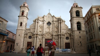 With Fidel Castro gone, Cuba's Catholics hope to regain ground lost to Santeria