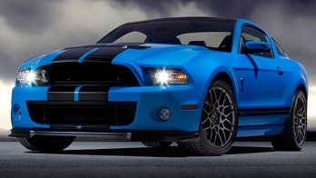 Ford Unleashes a 200 MPH Mustang