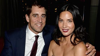 Aaron Rodgers ex Olivia Munn says it's 'amazing' he ended family feud