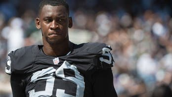 Former All-Pro linebacker Aldon Smith arrested on suspicion of DUI in Kansas, police say