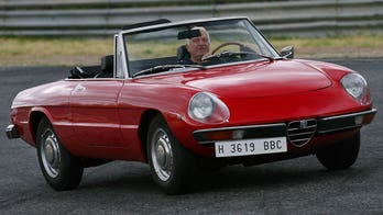 New Alfa Romeo Spider on the way