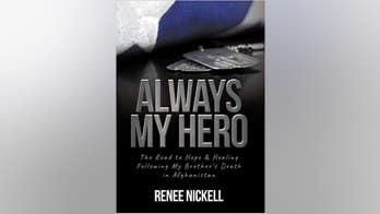 'Always My Hero'  by  Renee Nickell