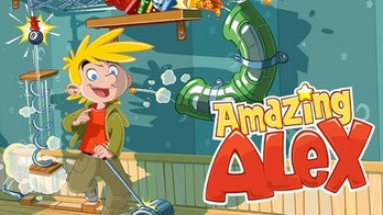 Is Amazing Alex the new Angry Birds?