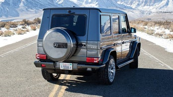 Mercedes-Benz AMG G65 SUV recalled because it's too fast...in reverse