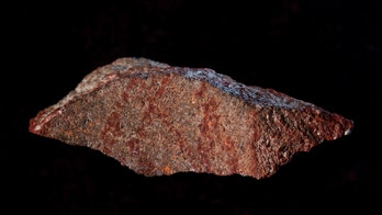 Earliest human drawing discovered in South African cave