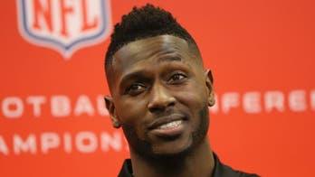 Oakland Raiders' Antonio Brown loses grievance over older helmet, looking to get back on field