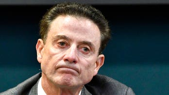 Ex-coach Rick Pitino, linked to stripper scandal, denies naming horse Party Dancer