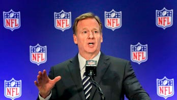 Roger Goodell's NFL contract is a slap in the face to all patriotic Americans