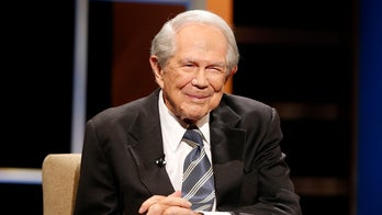 Pat Robertson, Christian Broadcasting Network founder, recovering from stroke, network says