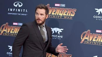 Chris Pratt shares touching post about cutting down a tree with his son for Nick Offerman to craft