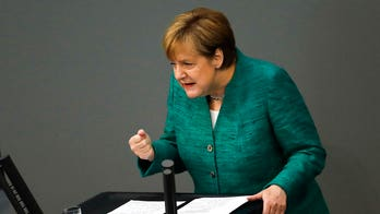 Angela Merkel warns migrant crisis could 'make or break' EU ahead of crucial summit