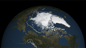 Temperatures spike almost 50 degrees in North Pole