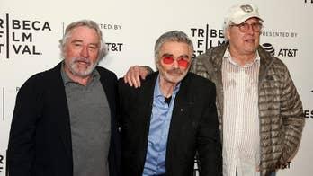 Burt Reynolds steps out for rare public appearance at Tribeca Film Festival