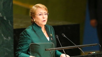 Michelle Bachelet, socialist ex-president of Chile, is tapped for UN human rights post