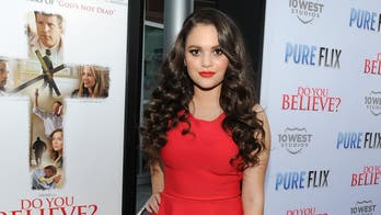 'Do You Believe' actress Madison Pettis doesn't want to shed good-girl image