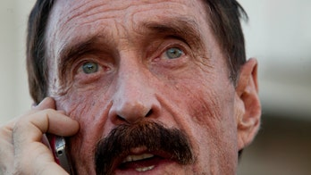 John McAfee released after being detained in the Dominican Republic