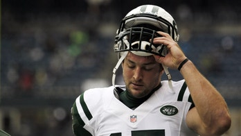 Tim Tebow takes aim at Jets during Easter Sunday sermon: 'That didn't work out for anybody'