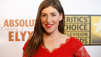 'Big Bang Theory' star Mayim Bialik responds after critics accuse her of mocking a fan's artwork