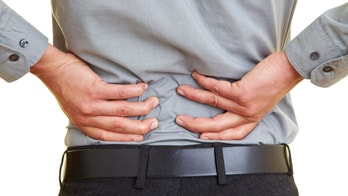 Back pain tied to increased fall risk for older men